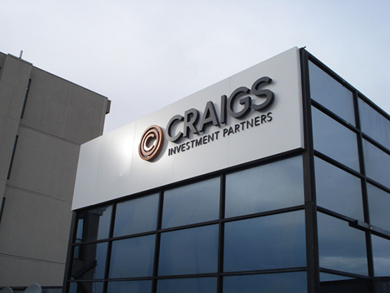CRAIGS INVESTMENT PARTNERS BRAND ROLL-OUT graphic