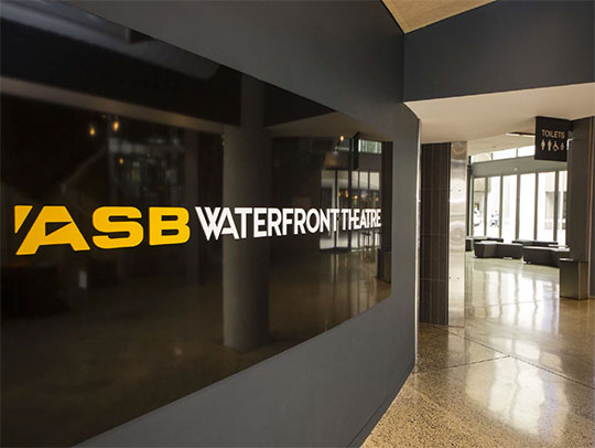 BRANDPARTNERS WITH ASB THEATRE graphic